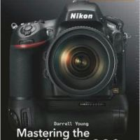 Mastering the Nikon D800 by Rocky Nook Book