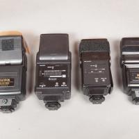 "Sunpak Flashes - great for off-camera ""strobist"" lighting"