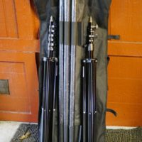 2 - 12 Foot Westcott Photography Background Stands